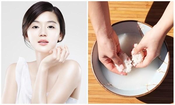 Mẹo làm đẹp hữu ích với nước vo gạo