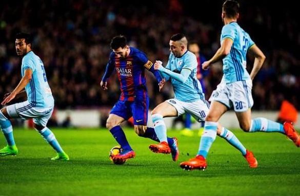 Nhận định bóng đá Barcelona vs Celta Vigo
