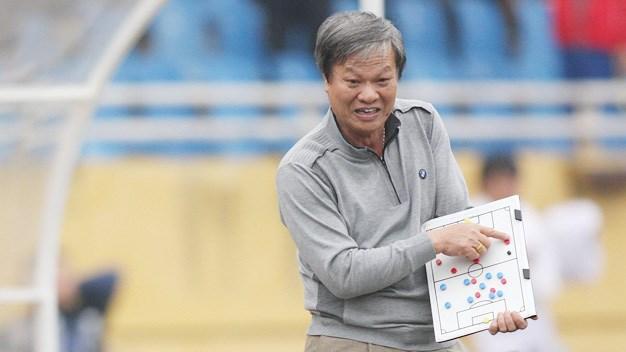 HLV Lê Thụy Hải bảo các cầu thủ U23 nên chú ý