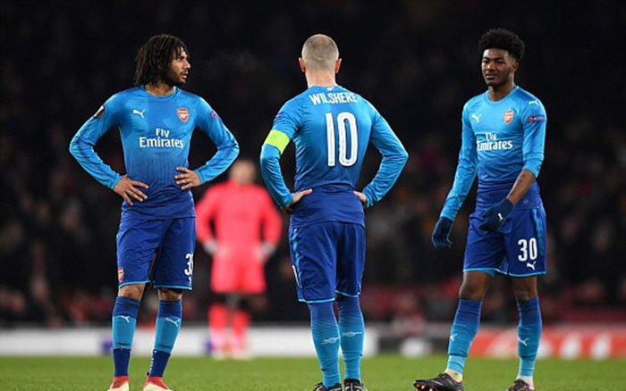 Arsenal de thua