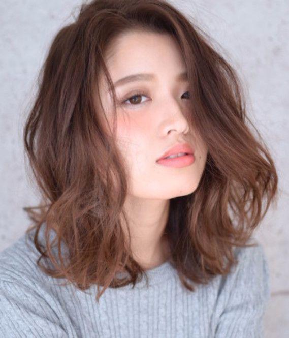 Tóc màu nâu tây xu hướng màu tóc năm 2018