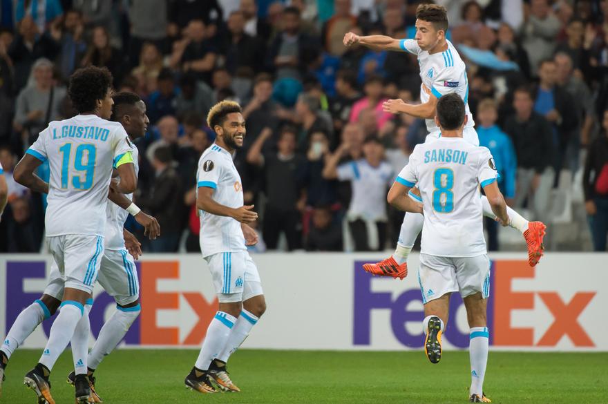 Marseille vs Red Bull Salzburg