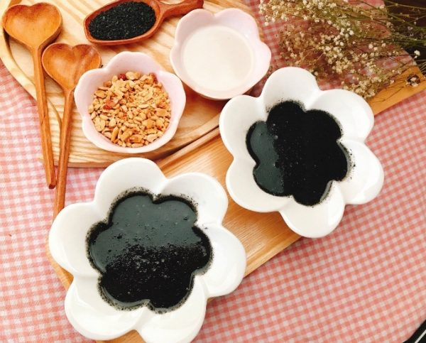 Công thức nấu món chè mè đen