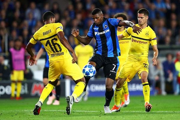 Nhận định Dortmund vs Club Brugge