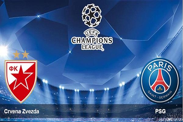 Nhận định Crvena Zvezda vs PSG