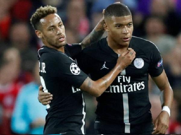 UEFA chính thức sờ gáy vụ Mbappe - Neymar