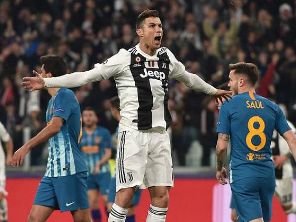 C.Ronaldo lập hàng loạt kỷ lục sau trận thắng Atletico