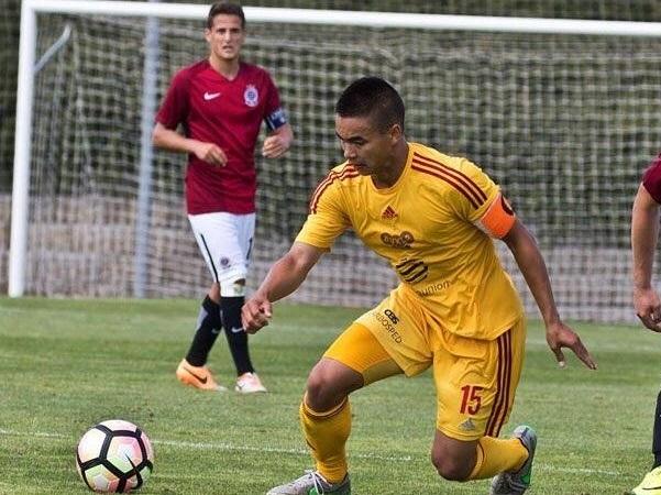 Tiền vệ Việt kiều Czech quyết định chia tay V.League