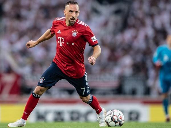 Chuyển nhượng 13/8: Fiorentina muốn chiêu mộ Franck Ribery