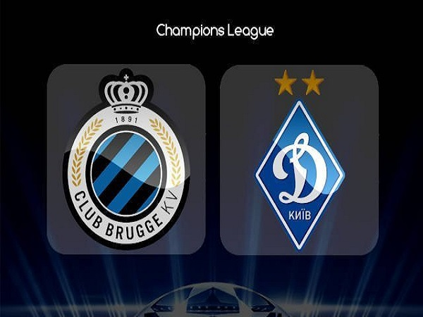 Soi kèo Club Brugge vs Dinamo Kiev, 1h30 ngày 7/08