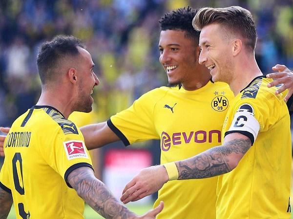 Huyền thoại bóng đá Đức hiến kế để Dortmund trở lại
