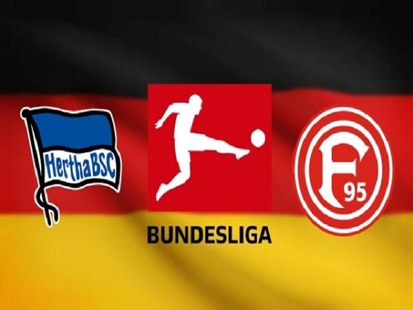 Nhận định Hertha Berlin vs Dusseldorf, 1h30 ngày 5/10