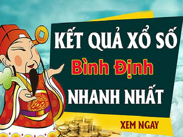 Dự đoán kết quả XS Bình Định Vip ngày 14/11/2019