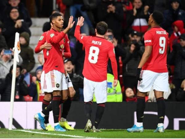 """Điểm nhấn Man United 3-0 Colchester: Ole dùng """"bài tủ"""""""
