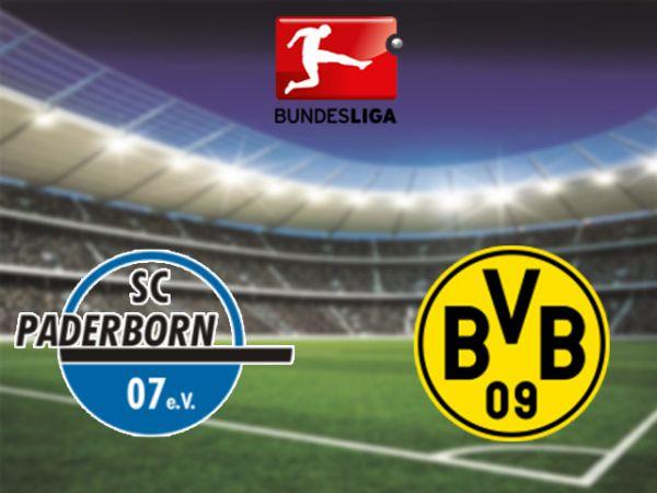 Paderborn vs Dortmund, ngày 31/5/2020 – VĐQG Đức