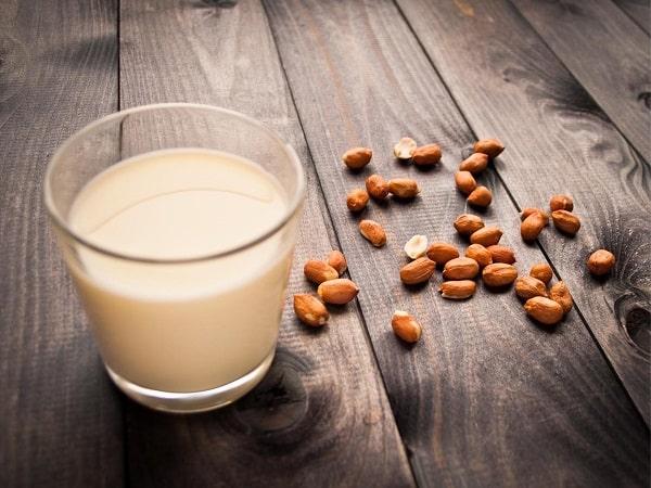 Cách làm sữa đậu phộng bằng nguyên liệu cơ bản