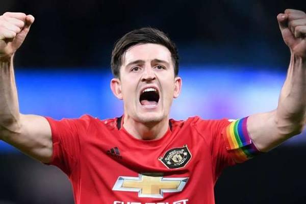 Maguire: Top 4 Premier League là không đủ với MU