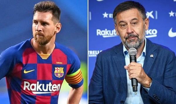 Tin bóng đá 28/8: Chủ tịch Barcelona sẽ từ chức nếu Messi làm điều này