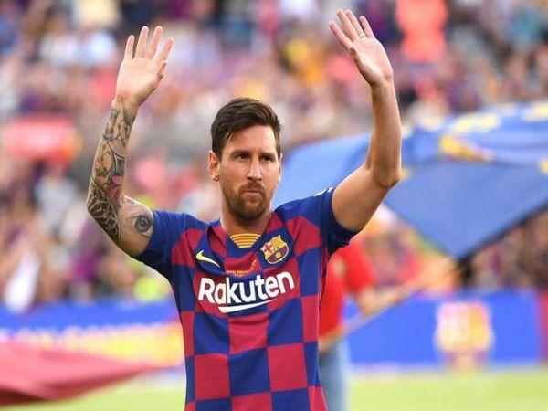 Tin bóng đá chiều 21/8: Messi tuyên bố lí do muốn chia tay Barcelona