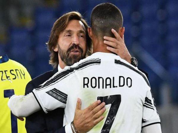 Tin bóng đá chiều 28/9: Ronaldo còn quá sớm để nói về Pirlo