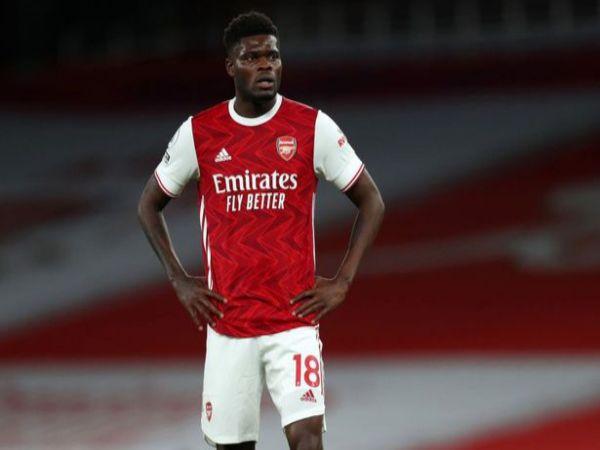 Bóng đá QT 27/10: Thương vụ Partey gây ra bất đồng lớn ở Arsenal