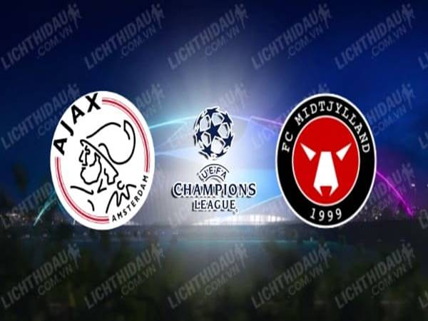 Soi kèo Ajax vs Midtjylland, 03h00 ngày 26/11