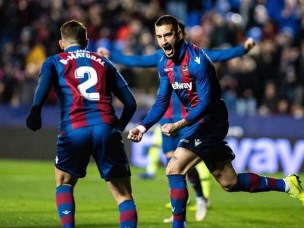 Nhận định tỷ số Levante vs Valladolid (03h00 23/1, La Liga)