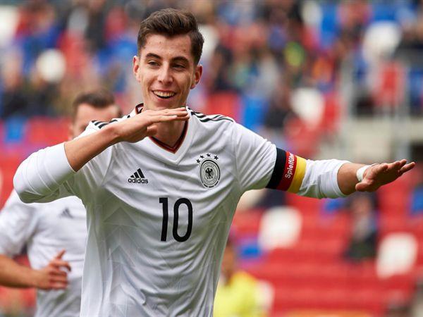 Những cầu thủ trẻ đầy triển vọng của Đức ở thời điểm hiện tại