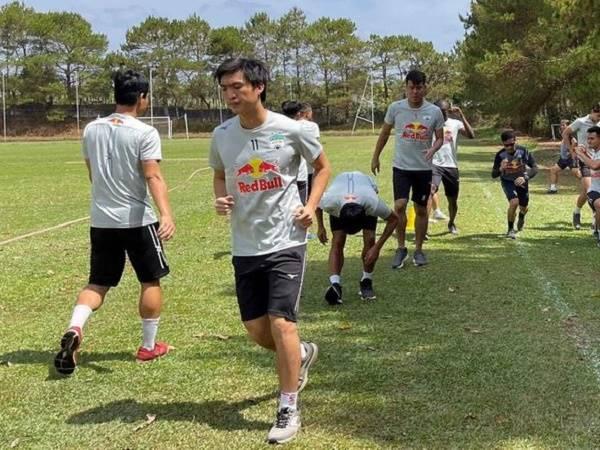 Bóng đá Việt Nam 10/4: Tuấn Anh trở lại HAGL tập luyện