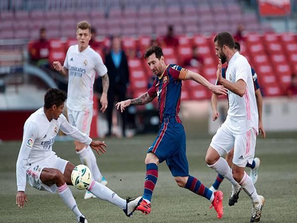 Nhận định tỷ lệ Real Madrid vs Barcelona (2h00 ngày 11/4)