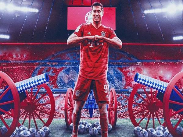 Tiểu sử Robert Lewandowski - Sát thủ đội bóng Bayern Munich