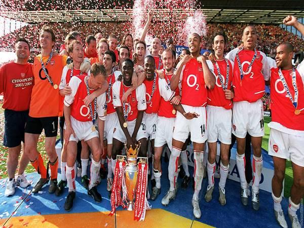 Câu lạc bộ Arsenal vô địch ngoại hạng anh bao nhiêu lần?