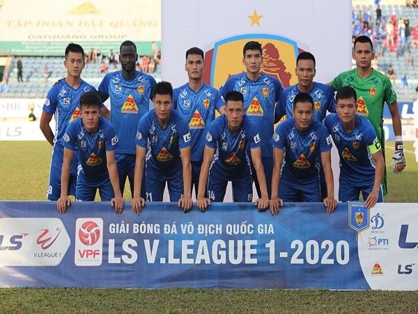 Tiểu sử câu lạc bộ Quảng Nam - Đội bóng xứ Quảng