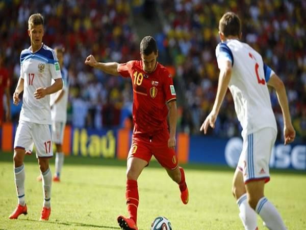 Soi kèo bóng đá giữa Bỉ vs Nga lúc 02h00 ngày 13/6