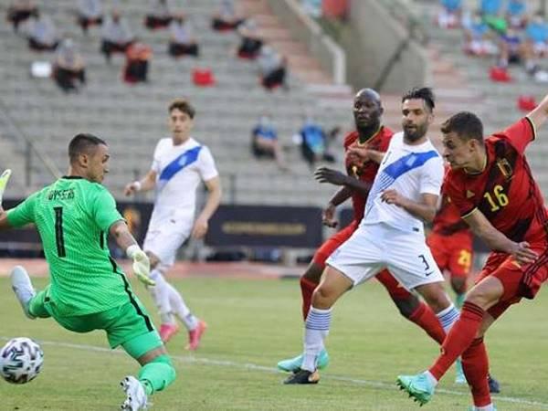 Tin bóng đá 4/6: Lukaku bỏ lỡ đáng tiếc, Bỉ bị Hy Lạp cầm hòa