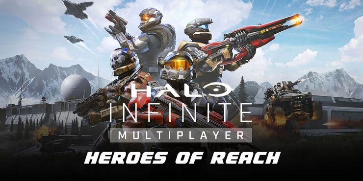 Halo Infinite sẽ không 'tạo ra hoặc phá vỡ' sê-ri Theo Microsoft