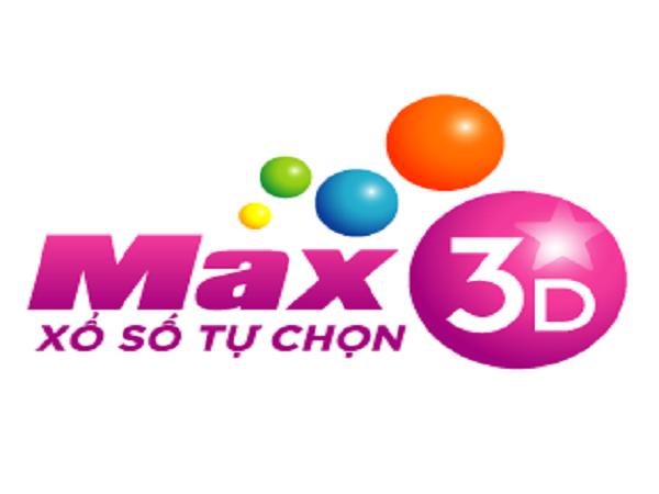 Xổ số Max 3D