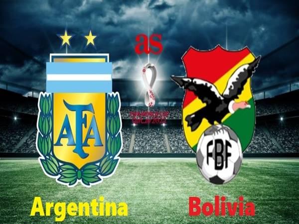 Nhận định kết quả Argentina vs Bolivia, 6h30 ngày 10/9 VL  WC 2022