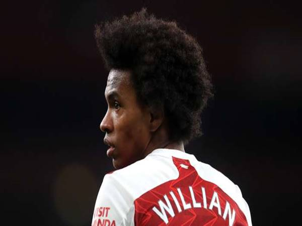 Chuyển nhượng Arsenal chiều 1/9: Willian hủy hợp đồng với Arsenal