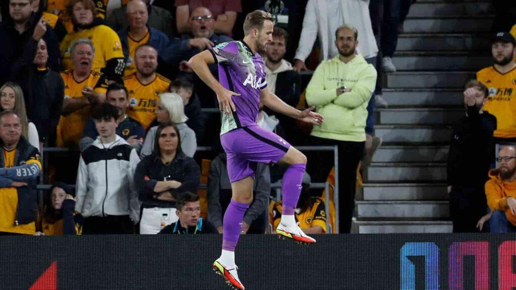 KQBD Wolves vs Tottenham: 2-3 trên pen